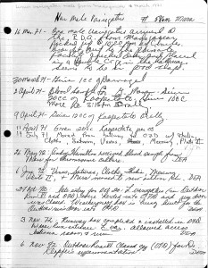 Many of the Duke Lemur Center's animal records were locked up in handwritten notebooks and typed paper records until now.