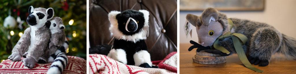plush lemurs for sale